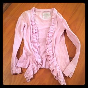 Other - Girls pink cardigan